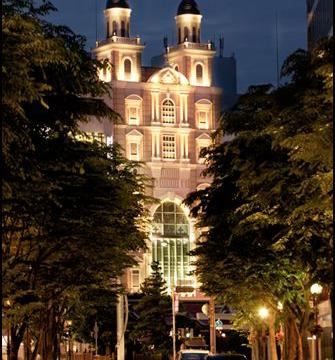 大阪のサプライズプロポーズ 神戸セントモルガン教会