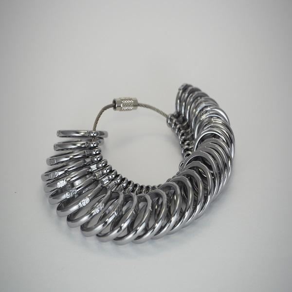 ジュエリー修理の指輪のサイズ直しのイメージ
