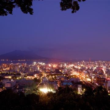 大阪のサプライズプロポーズ 城山展望台