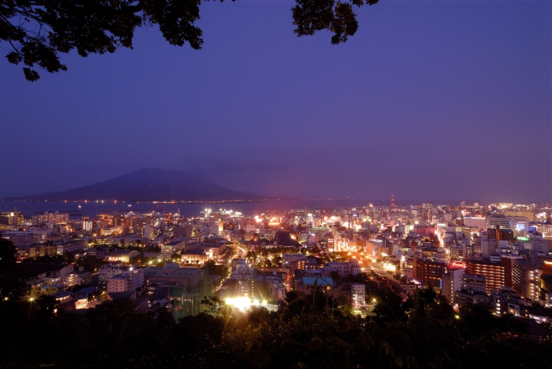 城山展望台