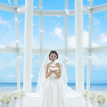 大阪のサプライズプロポーズ ホワイトアロウチャペル
