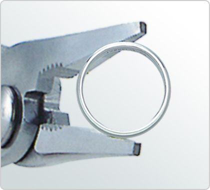 パイロットブライダルの指輪の耐久性1