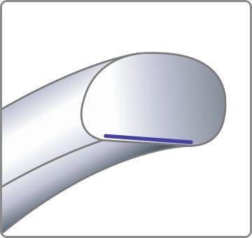 パイロットブライダルの内甲丸の説明3