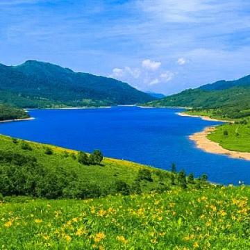 大阪のサプライズプロポーズ 野反湖