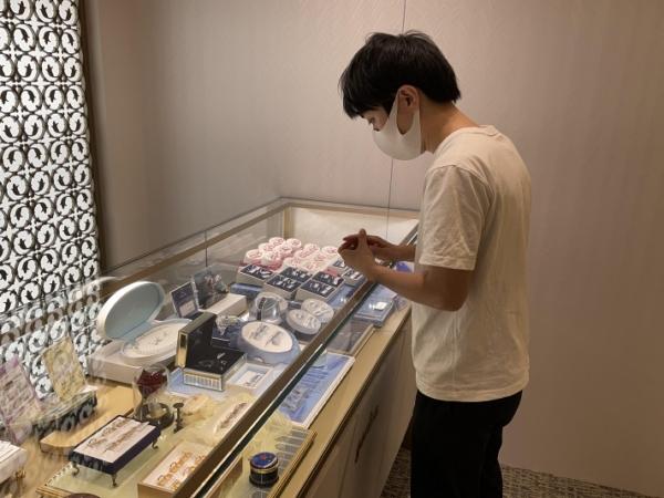 滋賀県・草津市|ディズニーシンデレラの婚約指輪をご成約いただきました