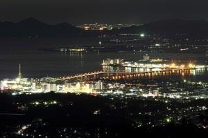 大阪のサプライズプロポーズ 奥比叡山ドライブウエイ